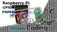 GPIO PWM for Raspberry Pi H-Bridge DC Motor Control