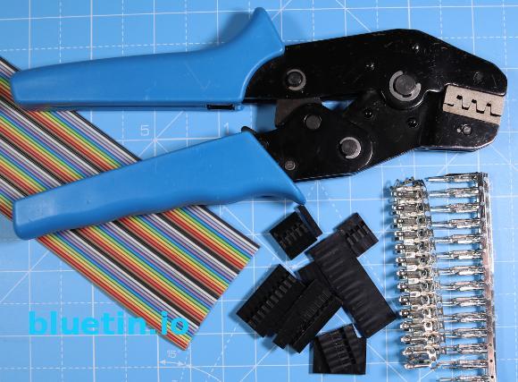 SN-28B Dupont Style Terminal Crimping Kit