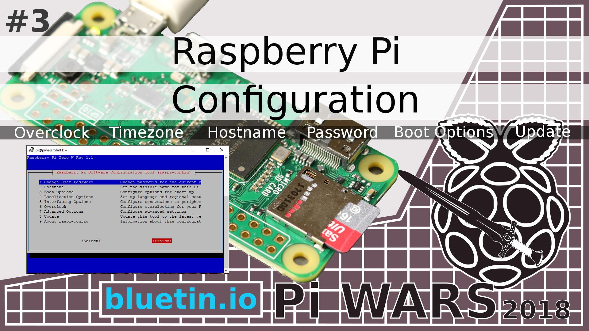 Beginners Guide to Raspberry Pi Configuration - bluetin io