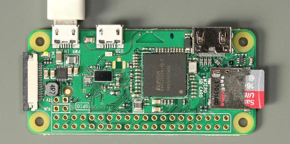 Raspberry Pi Headless Install On The Zero W