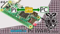 SFTP Client Connection To Raspberry Pi