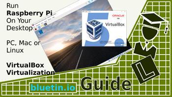 Raspberry Pi Raspbian Virtual Machine