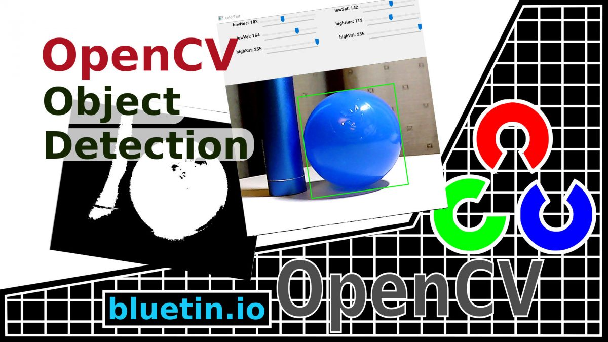 Object Detection and Tracking with OpenCV and Python