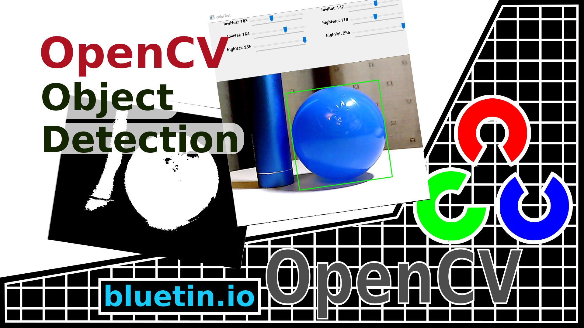 OpenCV Color Detection and Filtering with Python - bluetin io