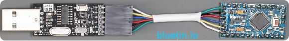 Arduino RS232 Serial Communication Cable