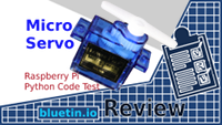Micro Servo 9g Raspberry Pi Python Code Test