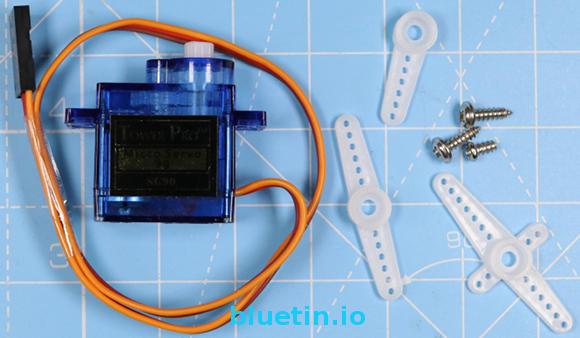 TowerPro Micro Servo Motor