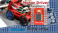 Motor Driver for Raspberry Pi Robot using the TB6612FNG