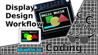 Create OLED or LCD Display Content with Pillow - Graphics and Fonts