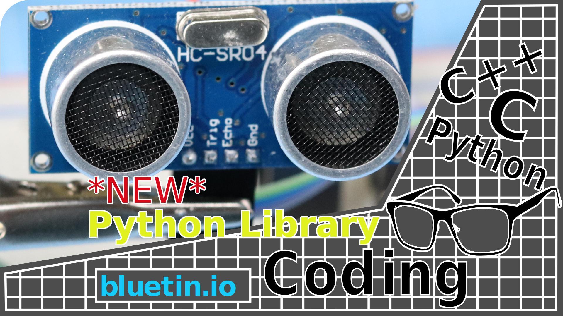 HC-SR04 ultrasonic distance Range Finder per Arduino PIC /& Raspberry Pi UK STOCK